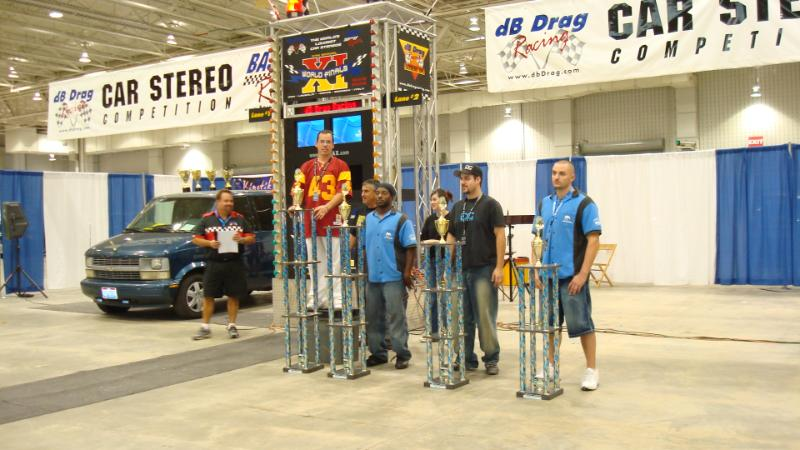 2008 Db Drag Champ