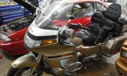 Honda Gold Wing Audio Upgrade
