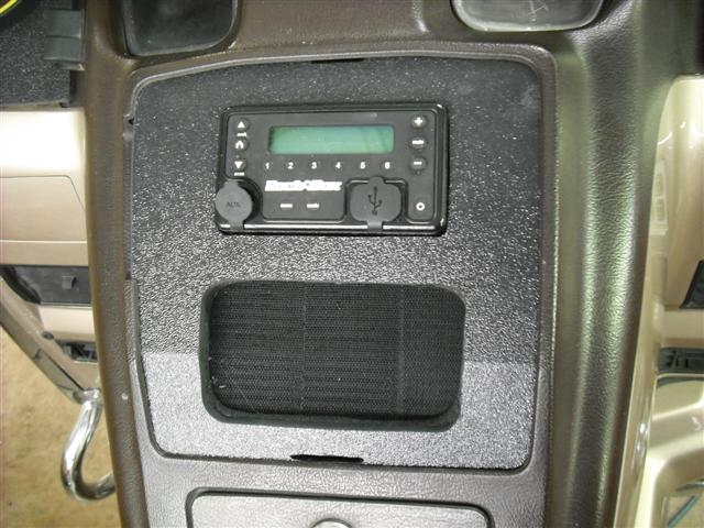 Honda Gold Wing Audio Upgrade The Radio Doctor
