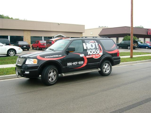 Radio Station Vehicle