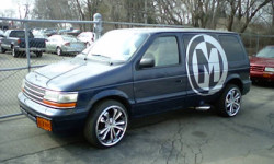 SPL Plymouth Van