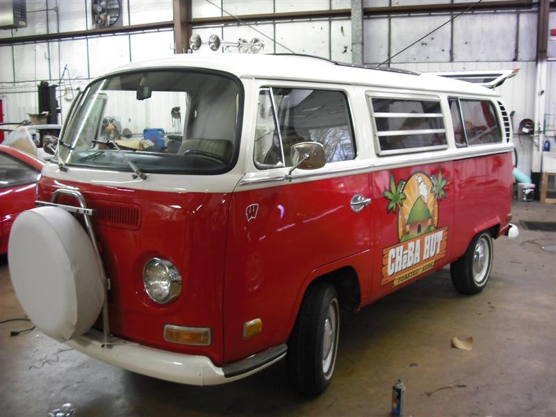 VW 71 BUS